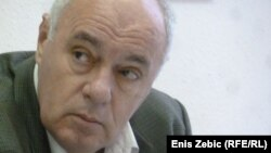 Žarko Puhovski, foto: Enis Zebić