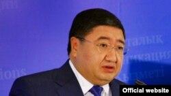 Ерлан Арын, бывший аким Павлодарской области.