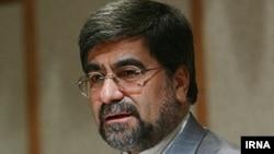 علی جنتی، وزیر فرهنگ و ارشاد اسلامی.