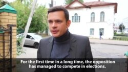 Yashin Says Kremlin Handicapped Opposition In Regional Election