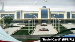 Проект нового терминала душанбинского аэропорта