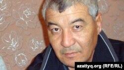 Нурлыбек Нургалиев, пострадавший во время событий 2011 года в Жанаозене.
