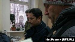 Жители микрорайона Танкодром в мэрии Казани