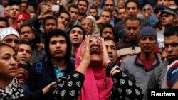 Протестувальники в Каїрі (ілюстраційне фото)