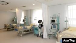 По словам азербайджанского кардиолога Адиля Гейбуллы, клиники в стране оснащены новейшим оборудованием