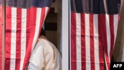 یک صدوق رای در دیکسویل، نیوهمپشایر
