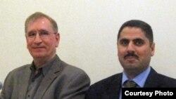 القاضي جوحي يقدمه منسق منظمات الجالية نبيل رومايا