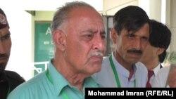 د مشال خان پلار محمد اقبال