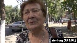 Pensioner aýal, Gazagystan
