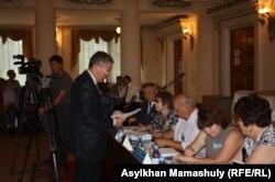 Выборы акимов в Карасайском районе Алматинской области. 7 августа 2013 года.