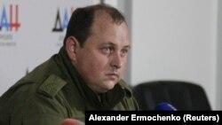Ukrainanyň gündogaryndaky Kreml tarapyndan goldanylýan separatistleriň ozalky lideri Dmitriý Trapeznikow