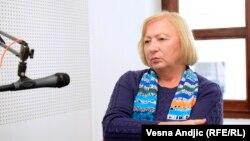 Ljubinka Trgovčević: Spomenik neće doneti ikakve koristi građanima Srbije