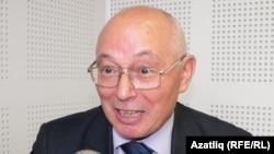 Тарих фәннәре докторы, профессор Фәйзелхак Ислаев