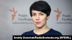 Соня Кошкіна, шеф-редакторка інтернет-видання LB.ua
