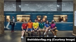 Hidden In Plain Sight: LGBT Activists Troll World Cup In Russia