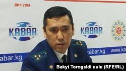 Замир Бейшекеев.