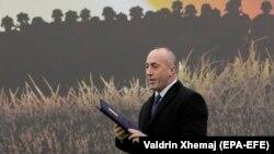 Kryeministri i Kosovës, Ramush Haradinaj, foto nga arkivi