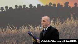 Kryeministri Ramush Haradinaj (Foto nga arkivi)