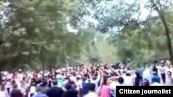 Протести во Иран на 30 јули 2009 година.