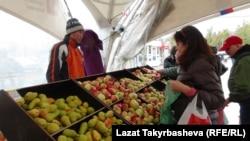 Кыргыз товарларынын жармаңкеси. Москва. 26-октябрь, 2015-жыл