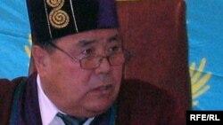 Чолан Толкунов, судья по делу Евгения Жовтиса. Баканас, 3 сентября 2009 года.
