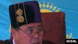 Балқаш аудандық сотының төрағасы Чолан Толқынов. 3 қыркүйек, 2009 жыл.