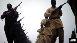 Militanti Islamske države Iraka i Levanta (IDIL)