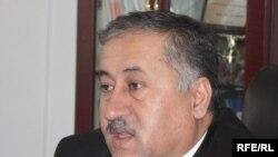 Вазири тандурустӣ Нусратулло Файзулло шуд