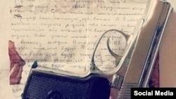 نامه منتسب به یک جهادی