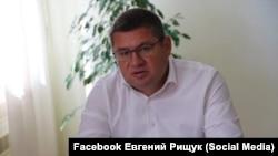 Колишній заступник голови Херсонської облдержадміністрації Євген Рищук