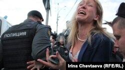 Оппозициянын митинги, Москва, 31-май, 2012