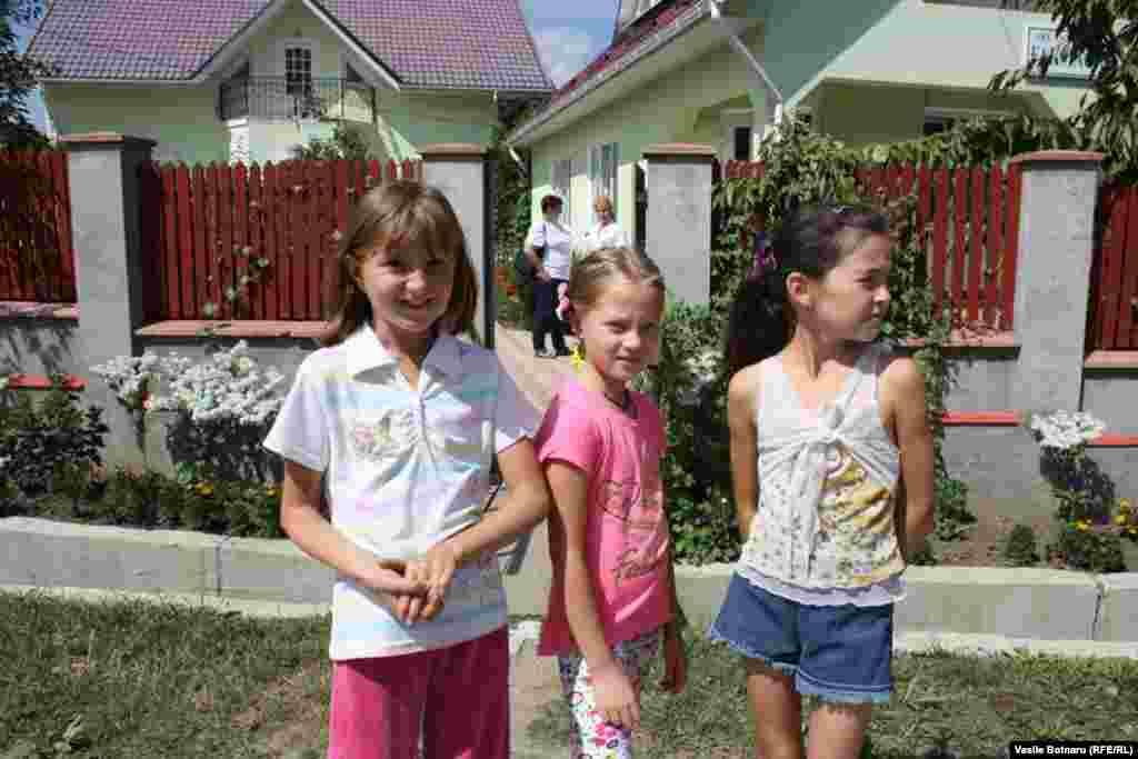Ileana, Irina și Marta