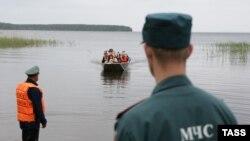 Подростки, спасшиеся после сплава на Сямозере