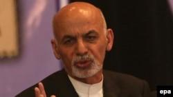 Əfqanıstan prezidenti Ashraf Ghani