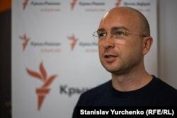Александр Лиев, экс-министр курортов и туризма АРК