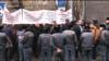 Բողոքի ակցիա Ռուսաստանի դեսպանատան առջև՝ արդար դատաքննության պահանջով