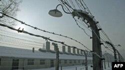 Территория, на которой в годы Второй мировой войны располагался концлагерь Аушвиц-Биркенау.