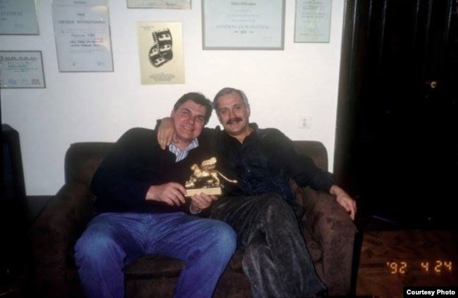 Николай Ващилин дружил с Никитой Михалковым и был заместителем председателя правления его киностудии ТРИТЭ