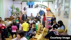 Благотворительная акция Фонда помощи трудовым мигрантам из Средней Азии