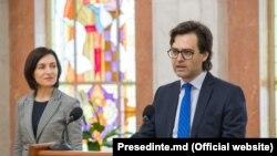 Министр иностранных дел Молдовы Нику Попеску