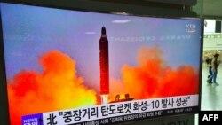 Ілюстративне фото. Новини про тестування ракети «Мусудан» 23 червня 2016 року