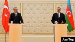 Recep Tayyip Erdoğan və İlham Əliyev - 4 aprel 2014
