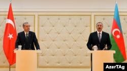 R.T.Erdoğan və İ. Əliyev