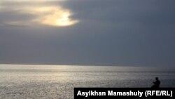 Каспий теңізі. (Көрнекі сурет)