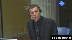 Svjedok Ivo Atlija u sudnici
