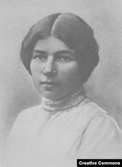 Любовь Менделеева, 1903