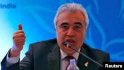 Drejtori i Agjencisë Ndërkombëtare për Energji, Fatih Birol.