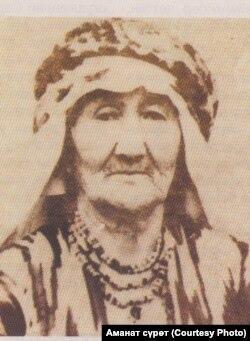 Гүлан Шакирова.