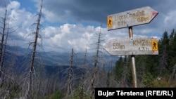 Kufiri ndërmjet Kosovë dhe Malit të Zi