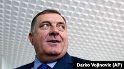 Član Predsjedništva Bosne i Hercegovine Milorad Dodik